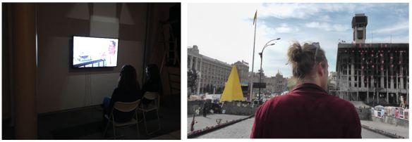 2 Julian Öffler, Reise nach Kiew, 2014 _ mit uns Studenten